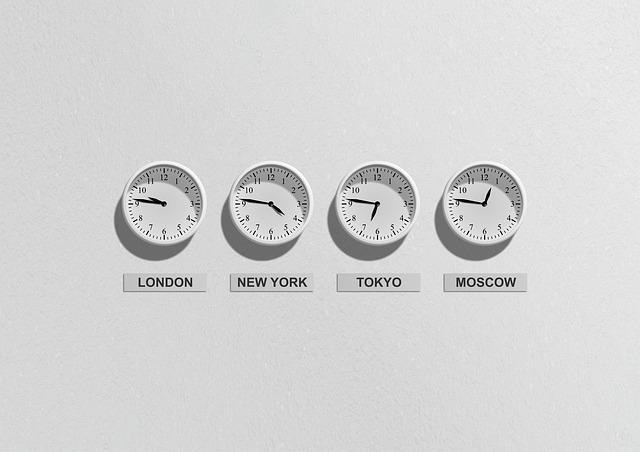 světový čas