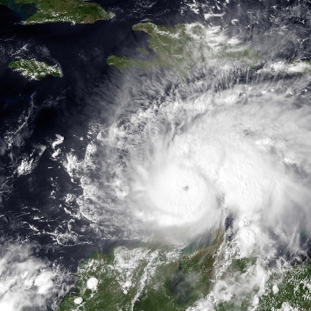 bouře hurikán